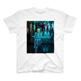 地獄のスカルライダー T-Shirt