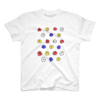 丸めた紙 T-shirts