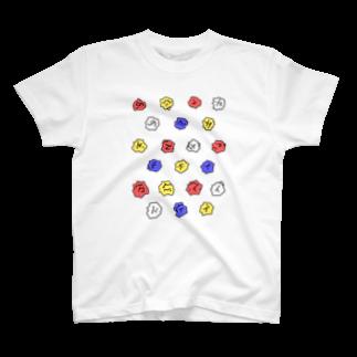 絵描きバーバラの丸めた紙 T-shirts