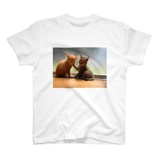 小さな頃から、ふたりはいっしょ T-Shirt