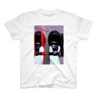 歩くよ。これから。 T-shirts