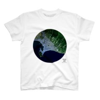 北海道 函館市 Tシャツ T-shirts