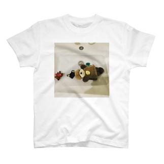 入浴中の湖太郎 T-shirts