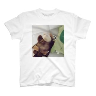 水飲み湖太郎 T-shirts