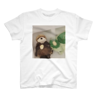 水浴びかっぺーさん T-shirts