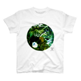 山梨県 富士吉田市 Tシャツ T-shirts