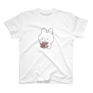 かめらうさこ T-shirts