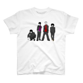 何かが違う不良 T-shirts