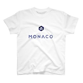 仮想通貨 MONACO T-shirts
