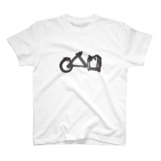 拾い画 T-shirts