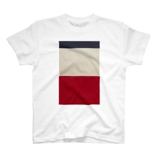 鉄道 グッズ コントラスト 京急 T-shirts