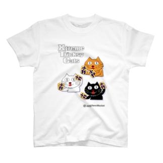 ネコ兄弟 tXTC_54 T-shirts