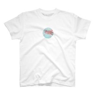 ウーパールーパー T-shirts