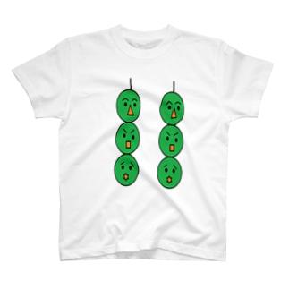 だんごの兄弟 T-shirts