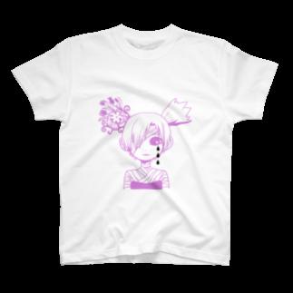 opossumのリロ(シアワセ) T-shirts