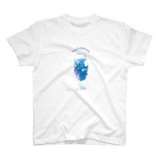 space jellyfish soda~宇宙クラゲソーダ~ 本部 開発部 NAYO T-shirts