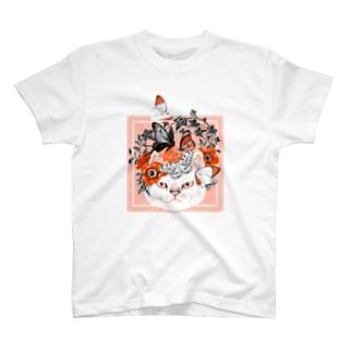 不機嫌猫2 T-shirts