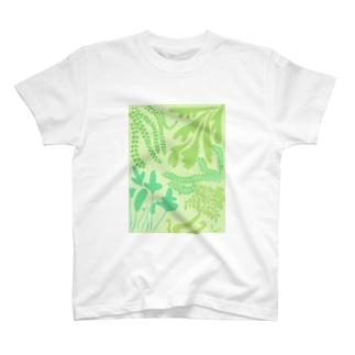 シダマミレ T-shirts