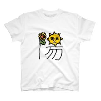 19 the sun T-shirts