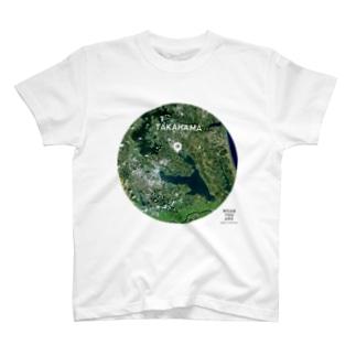 茨城県 石岡市 Tシャツ T-shirts