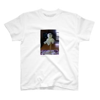 自立式てるてる坊主 T-shirts