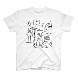 オリジナルT T-shirts