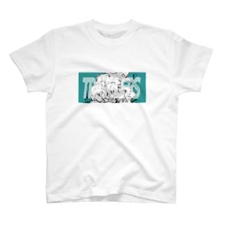 アシュしぐのTシャツ T-shirts