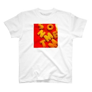 ビスケット T-shirts