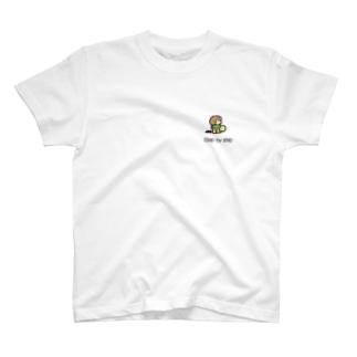 ハリネズミと亀 T-shirts