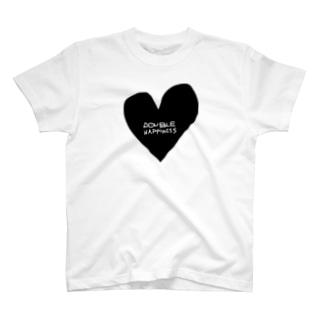 ハートハピネス T-shirts