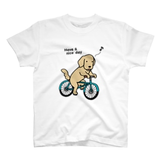 bicycle 2 T-shirts