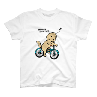 efrinmanのbicycle 2 Tシャツ