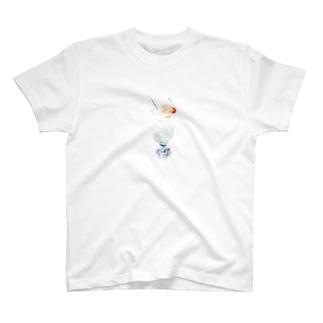 クリームソーダ君 T-shirts