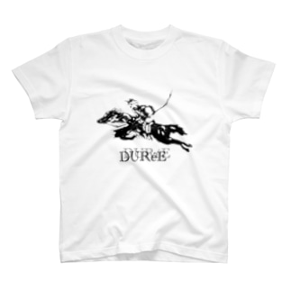 DURéE輝 T-shirts