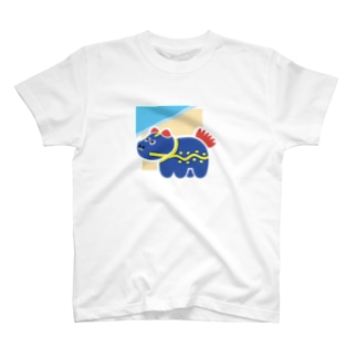 うみとうみべこ T-shirts