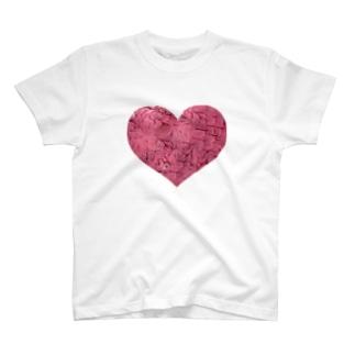 ぶれいんはーと T-shirts