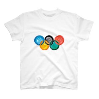 もうすぐ五輪 T-shirts