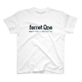 ferret One Tシャツ T-shirts
