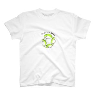コロコロコロ T-shirts
