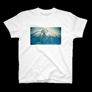ate76の富士山 T-shirts