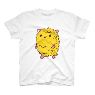 けだまハムスター T-shirts