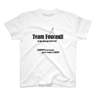 チームフーコーTシャツII T-shirts