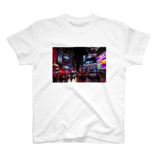Times Square Tシャツ