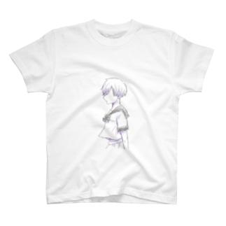 ガールクラッシャー T-shirts
