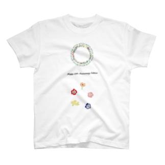 ひとひら2018特別協賛Tシャツ T-shirts