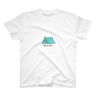 nojuku(青) T-shirts