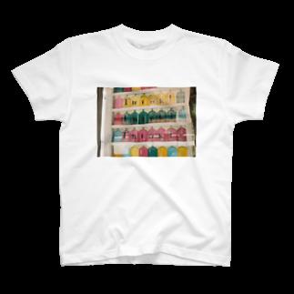 yoogurettoの@thanks T-shirts