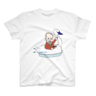 作曲家シリーズ:チャイコフスキー T-shirts
