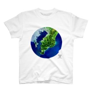 千葉県 君津市 Tシャツ T-shirts