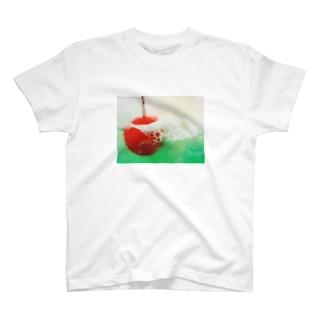 """""""クリームソーダの様式美"""" T-shirts"""